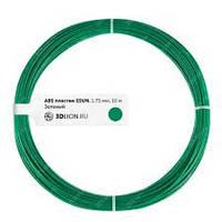 3D пластик ABS Filamet для ручки 10 м - зеленый