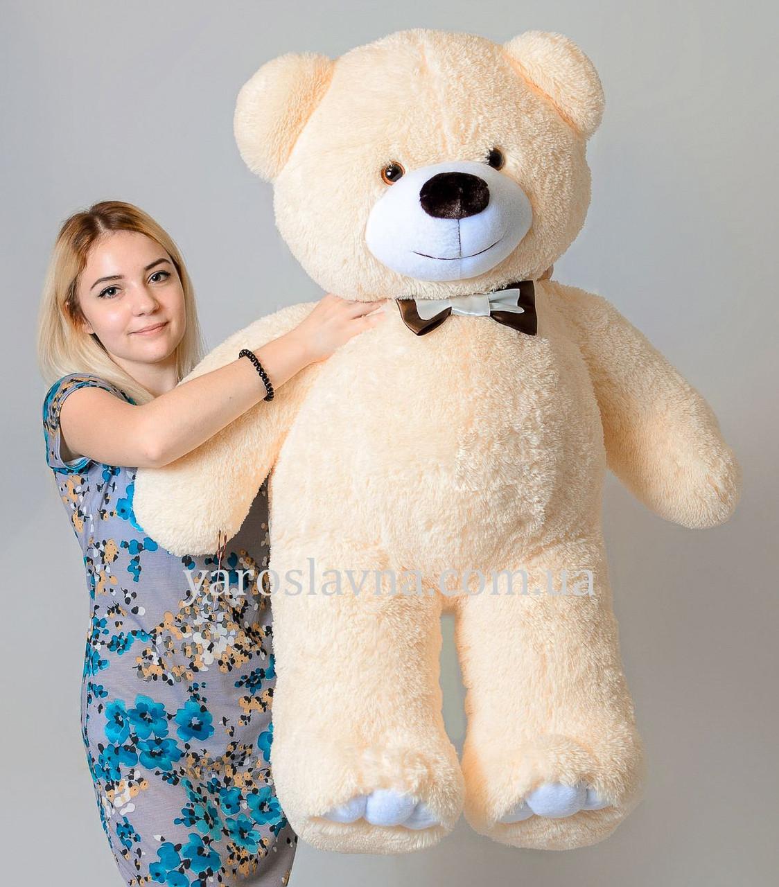 Мистер Медведь 130 см, бежевый