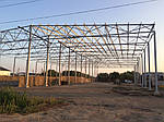 Строительство ангара,помещения 12*36*4