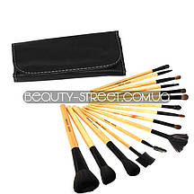 Набор кистей Bobbi Brown 16 / Кисти для макияжа Бобби Браун 16 (уценка)