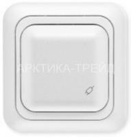 VIKO Розетка с крышкой с/заземл. 90552012