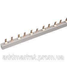 Шина з`єднувального типу PIN (штирь) 1Р 63А (дл.1м)
