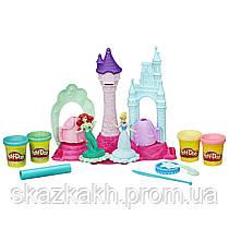Игровой набор Play-Doh Королевский замок принцесс Диснея  (Play-Doh Royal Palace Featuring Disney Princess)