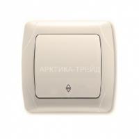 VIKO Выключатель проходной (крем) 90562004