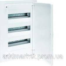 Щит внутрішнього встановлення з білими дверцятами 36 модулів (3х12), GOLF