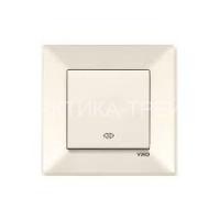 VIKO Выключатель реверсивный Meridian (Крем) 90970231-WH