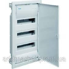 Щит на 36 (42) модулів, внутрішнього встановлення з металевими дверцятами, без клемм, VOLTA