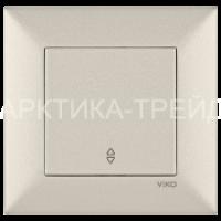 VIKO Выключатель проходной Meridian (Бронза) 93002204