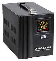Стабилизатор напряжения СНР1-0- 3 кВА электронный переносной