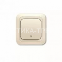 VIKO Выключатель проходной (крем) 90554004