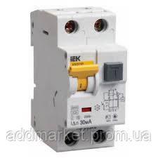 Автоматичний вимикач диференційного струму АВДТ 32 C25 30мА