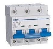 """Автоматичний вимикач DZ158-125 6kA 3P """"С"""" 63А"""