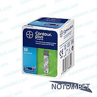 Тест полоски Contour Plus №50 (50 шт)