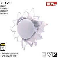 HL991L ночной светильник светодиодный 4 LED
