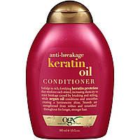 Кондиционер OGX® против ломкости волосс кератиновым маслом, 385 мл. Сделано в США., фото 1