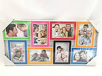 Семейный коллаж фоторамка 56