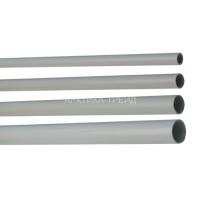 Труба ПВХ жесткая гладкая д.40мм, Light, 3м, серый цвет