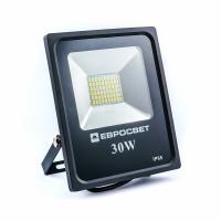 ЕВРОСВЕТ Прожектор EVRO LIGHT ES-30-01 95-265V 6400K 1650Lm  SMD 38970