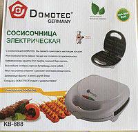 """Аппарат для хот догов, корн догов (сосиска в тесте) - """"Domotec 888"""". Сосисочница гриль вафельница."""