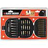 Набор бит и головок торцевых Black+Decker A7094