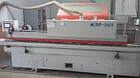 Кромкооблицовочный станок KDT365 бу 13г. скоростной автомат проходного типа