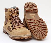Берцы женские (Берці, Берци) Ботинки тактические низькие БЕЖ