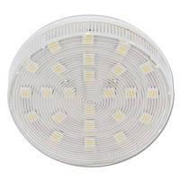 Лампа светодиодная для натяжных потолков LB-153 GX53 5W 4000K 24LEDS 5050SMD 230V/50Hz