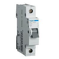 Автоматичний вимикач In=40 А, 1P, С, 6 kA, 1м