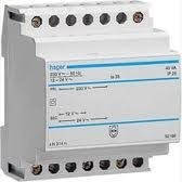 Трансформатор з встановленням на DIN-рейку, 230В/24 В (1,04А), 230В/12 В (2,08А), 4м