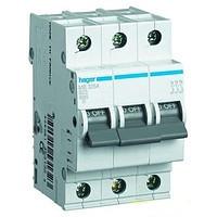 Автоматичний вимикач In=25 А, 3п, С, 6 kA, 3м