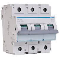 Автоматичний вимикач In=100 А, 3п, С, 10 kA, 4,5м