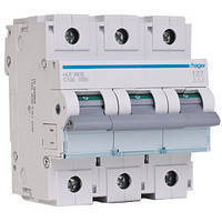 Автоматический выключатель In=100 А, 3п, С, 10 kA, 4,5м