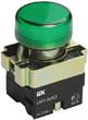 Індикатор LAY5-BU63 зеленого кольору d22мм