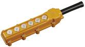 Пульт управління ПКТ-63 на 6 кнопок IP 54