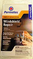 Permatex Набор для ремонта лобового стекла (устранение трещин и сколов)