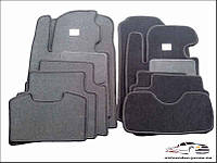 Коврики в салон автомобиля Toyota/Corolla  2013- текстильные, модельные.