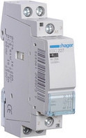 Контактор модульний 25A ESC226 (2НЗ, 230В) 1м Hager