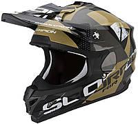 Шлем внедорожный Scorpion VX-15 EVO Air Akra grey/black, M