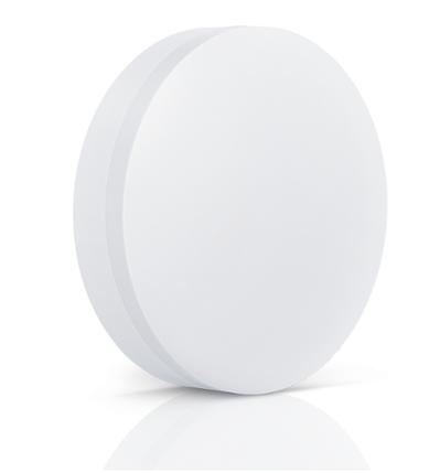Светодиодный светильник MAXUS 18W теплый свет, фото 2