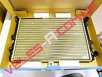 Радиатор охлаждения (основной) Сенс 1.3, Ланос 1.4 без кондиционера LSA