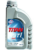 Моторное масло Titan 0w-20 GT1 EVO XTL 4