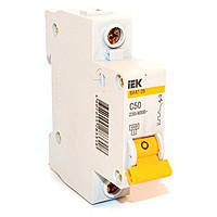 Автоматичний вимикач ВА47-29 1P 63A 4,5кА х-ка D IEK