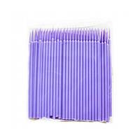 Щеточки для коррекции ресниц 1,5 мм . Россыпь-100 шт  в упаковке