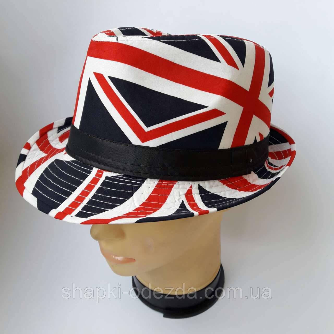 Шляпа молодежная челинтано Размер  54