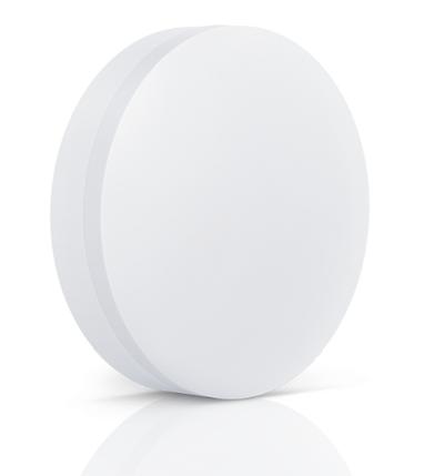 Светодиодный светильник MAXUS 24W теплый свет, фото 2