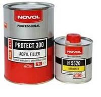 Грунт акриловый Novol (Новол) 4+1 MS (300) 1,25л комплект