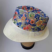 Шляпа молодежная челинтано Размер 54,56,57-58, фото 1