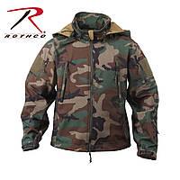 Куртка тактическая ОРС  (SOFT SHELL )  цвет  вудланд США
