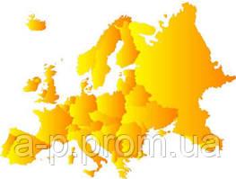 Размещение рекламы в Европе