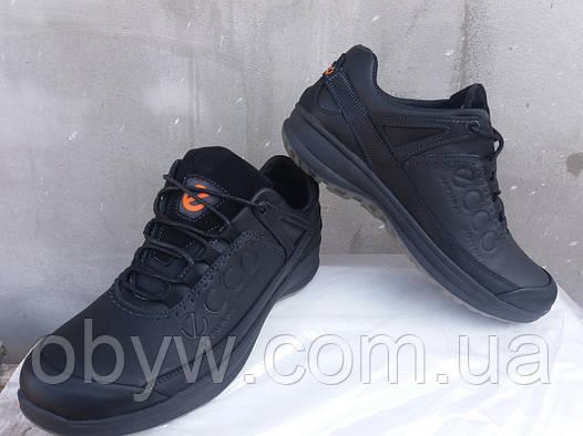 Кожаная весенняя обувь Ecco  продажа, цена в Днепре. от